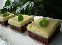 Торты Сироп из базилика с лимоном/Sirop de basilic citronnй Торт Стрелы Амура / Les flкches de cupi... - 5