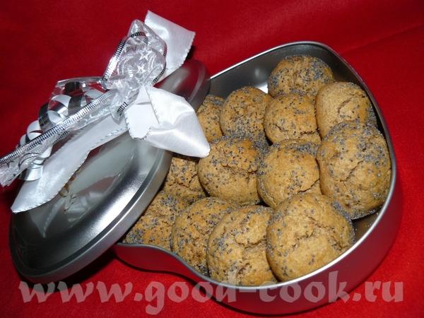 Печенье от Гули-GruSha , делаю уже второй раз, немного изменила ингредиенты - 2