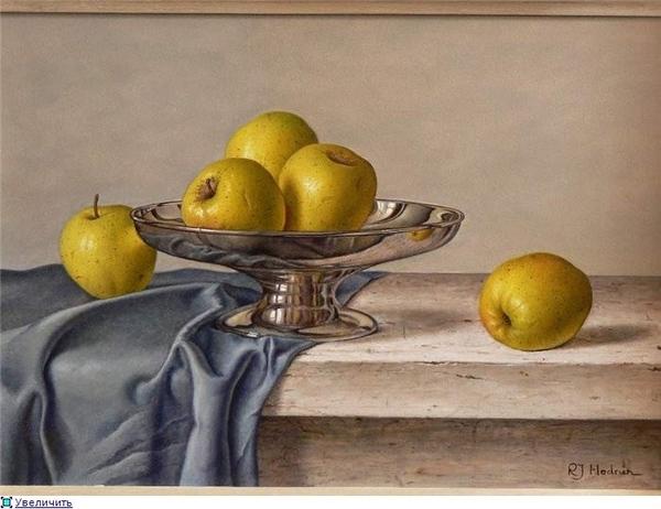 Натюрморты от Roy Hodrien