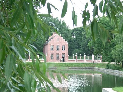 Итальянский домик ( 1755г ) Эрмитаж ( 1765 - 1767г ) Голландский домик ( 1749 г ) - 3