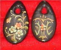 Мой любимый перстень и серьги, сделанные мамой - 2