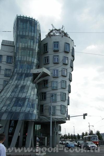 вот еще достопримечательность Праги