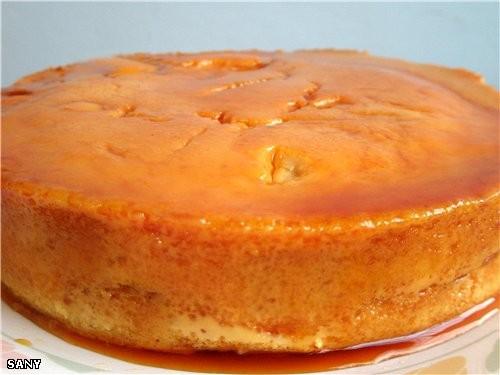 Очень простой, легкий и вкусный тортик-десерт