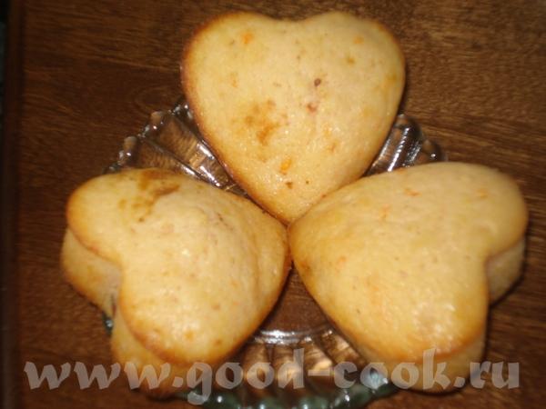 Девочки,угощайтесь кексики от Гну рецепт здесь Я делала из творога(разбила блендером) ,добавила 1 с...