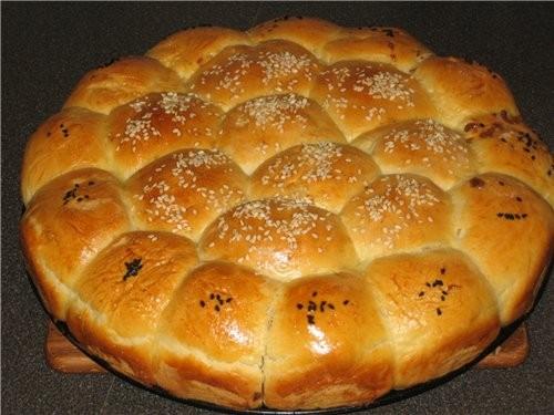 ЗОЯ несу спасибки от моеи масенькои семьи за вкуснеишие и нежнеишие булочки на мин воде, да скоро м...