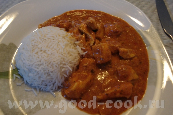 Спасибо нашей великолепной Ларисе за такой необычный подход к индийской кухне с потрясающим результ...