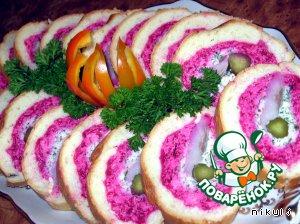 """Сайт Поварёнок Шуба в шубке От nikulj Сегодня мало кого удивишь таким любимым многими салатом """"Сель..."""
