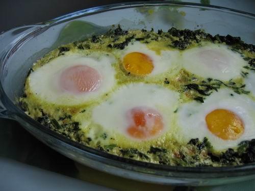 Неллик, а сегодня женская часть нашей семьи завтракала вот такой вкуснятиной, очень-очень понравило...