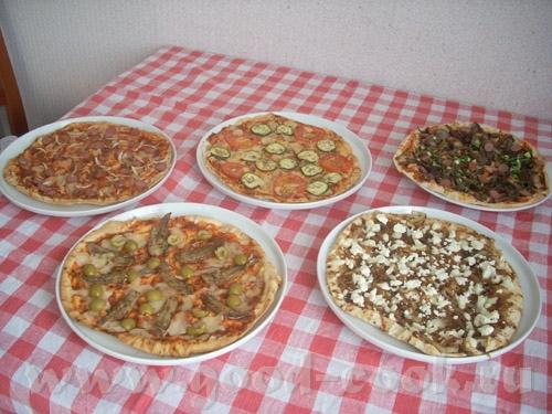 срочно папе захотелось пиццы и я первый раз так быстро, не откладывая, выполнила заказ