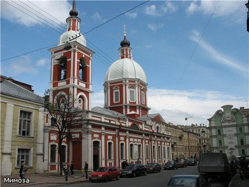 Если посмотреть от Спасо-Преображенского собора вдоль улицы Пестеля (бывшей Пантелеймоновской) в ст... - 3