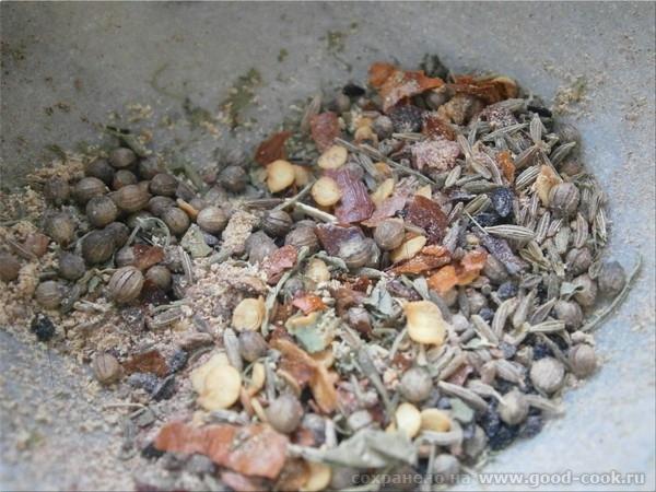специи для бобовых