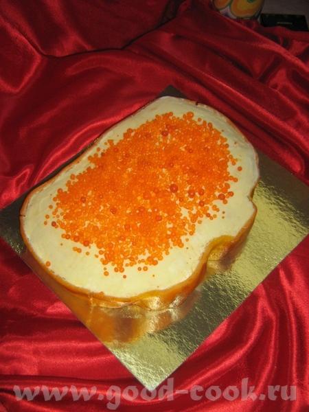 Мои тортики Копировала с реального фото, заказчица в восторге - получилось - 2