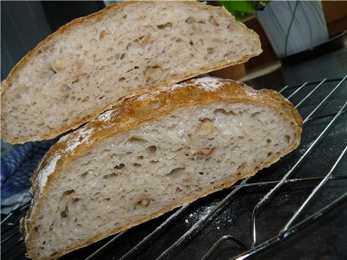 Хочу предложить Вам очень вкусный хлеб