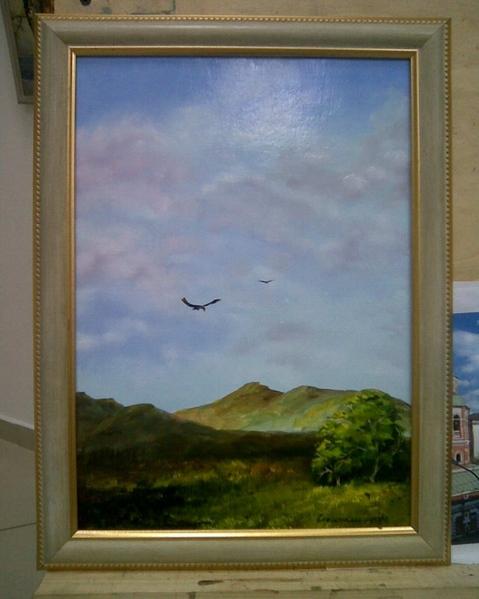 Мы с художником одну мою картинку еще исправили Было: Стало: Фото во второй картинке с мобильного,... - 2