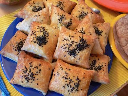 Китайская кухня выпечка рецепты