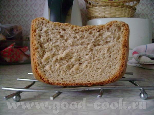А я сегодня сделала ржано-пшеничный хлебушек, так называемый Столичный За основу взяла вот этот рец... - 2