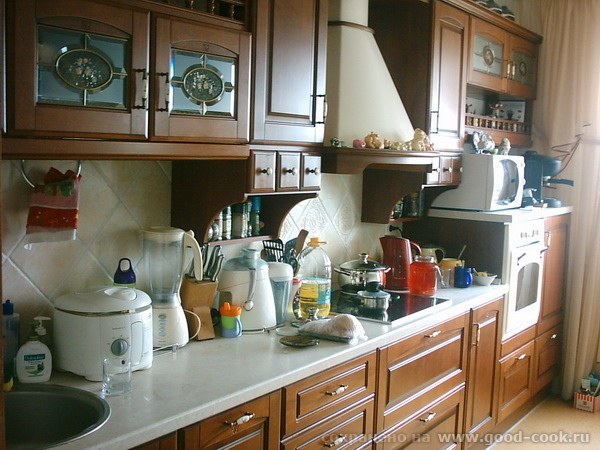 Конечно, давайте делиться своими фото-кухнями