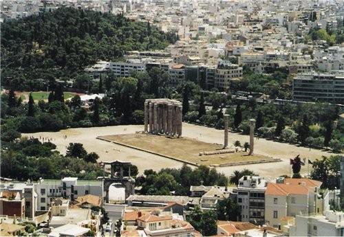 Акрополь-Афины - 9