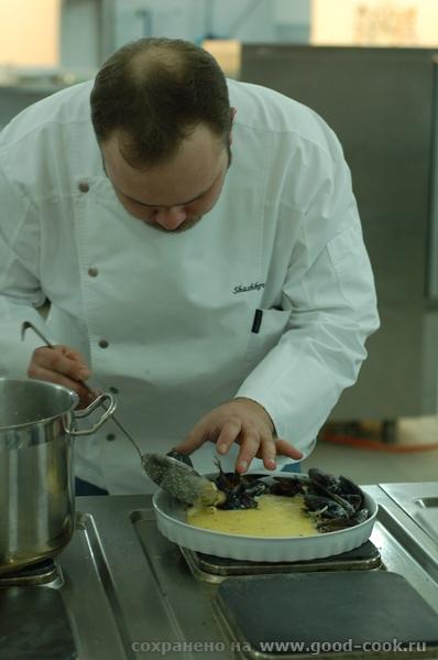 """Вчера был первый день занятий в кулинарной школе Ask the Chef, класс """"Итальянская кухня"""" - 2"""