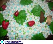 торт корзинка белых цветов торт корзина ромашек - 3