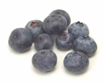 Черника (blueberry) Выбирайте упругие, твердые ягоды, темные с белесым налетом