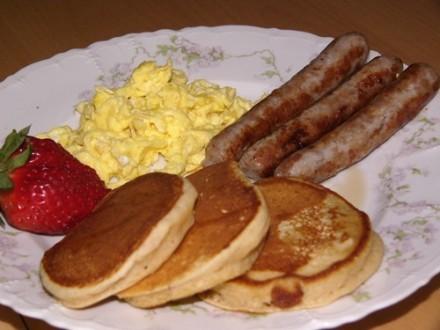 Янчик, какие завтраки