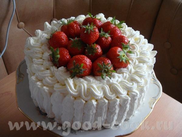 ћожно ли украсить торт взбитыми сливками