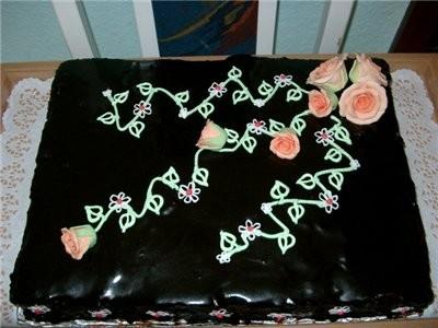 Девочки, тортики у вас у всех замечательные - просто прелесть