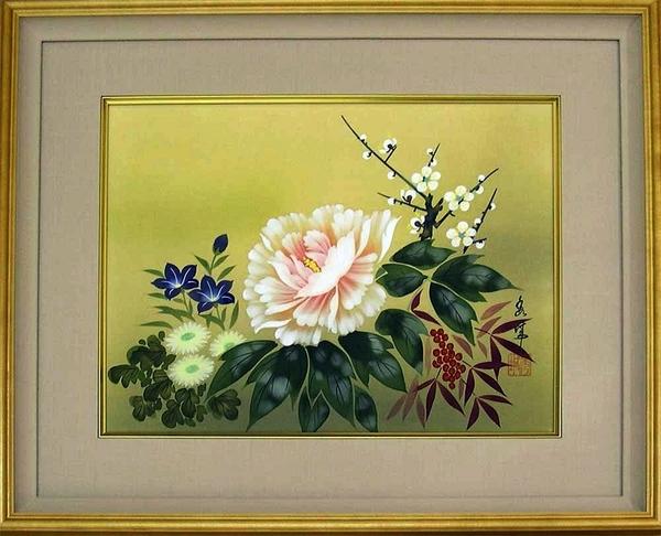 Kрасивие японские картины для идей Интересно Mandala- сакральные картины Дианы Фергюсон Картины на... - 8