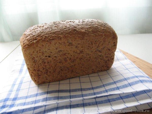 Барвихинский хлеб на закваске с ячневой крупой