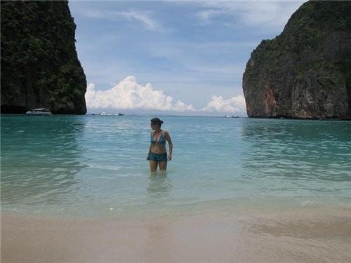 еще немного моря-бухта где снимался фильм пляж с леонардо ди каприо - 3