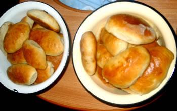 Пришла поблагодарить Яночку за ее тесто для капустного пирога - 2