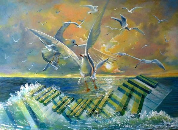 Музыка моря