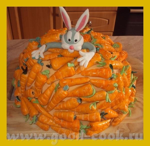 Вот мой тортик, сегодня делала