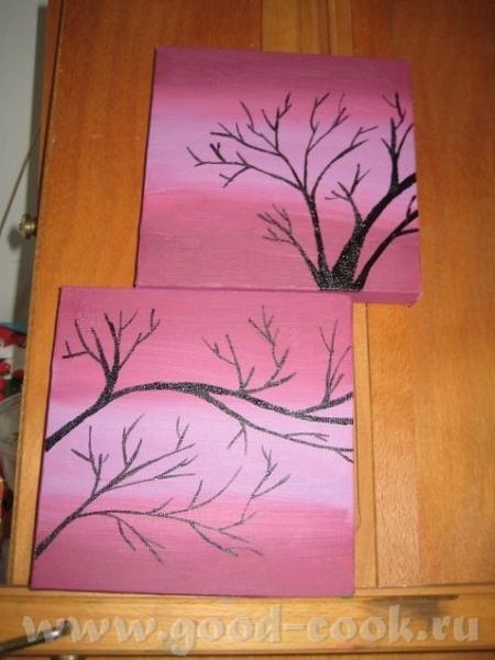 Спасибо за гостеприимство Лана13, Свет, в картине где ветки дерева, там есть немного несовпадение,... - 2