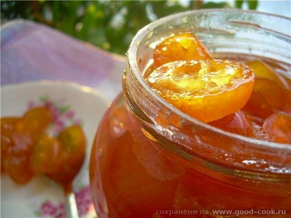 /Конфитюр из кумкват/Confiture de kumquats