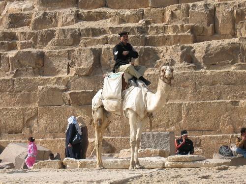 Ну, конечно же, начну с классики… Пирамиды… преодолевая клаустрофобию, побывала внутри… «впечатлила... - 2