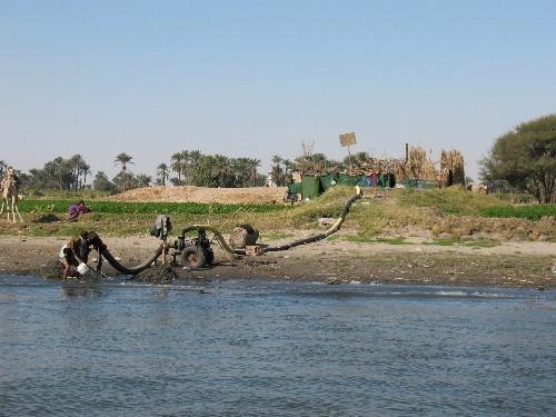 Утром поплыли по Нилу - 2