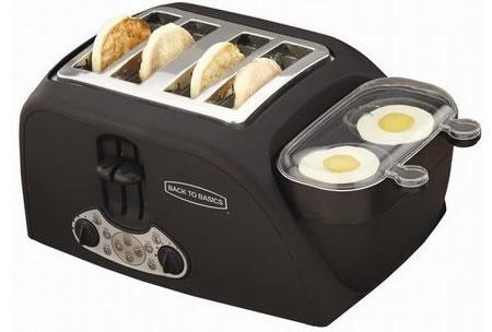 В принципе, о тостерах слышали все, у многих они стоят дома