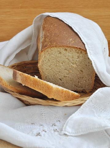 Старинный овсяный хлеб (для хлебопечки)