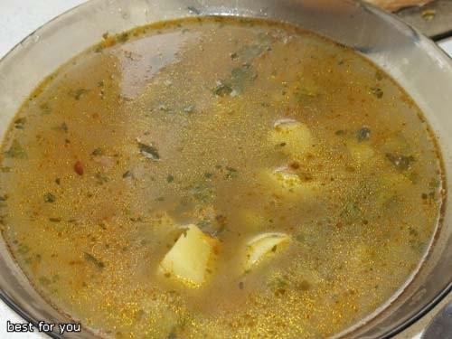 У нас такие были обеды и ужины: Пирог с грибами Суп-гуляш Печенье овсянное с финиками и яблоками - 2