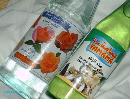 Любочка, я думаю, что в Москве в огромных супермаркетах можно поискать эту воду(Rose water) в отдел...