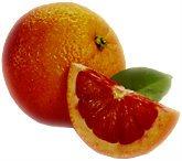 Есть такие, называются Blutorange Lateinischer Name: Citrus sinensis mori, Citrus aurantium, Aurant...