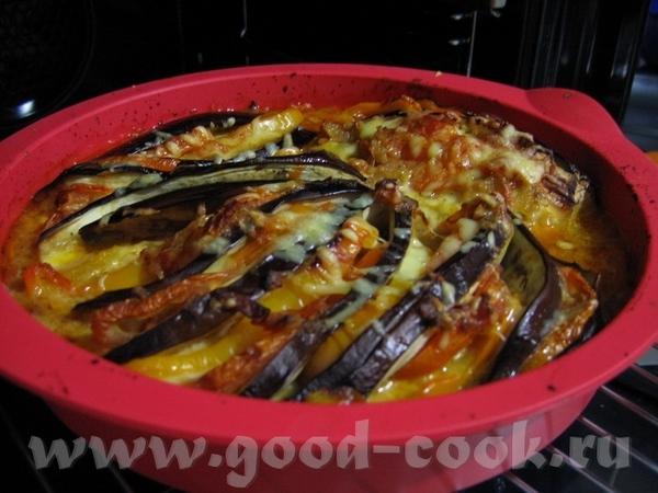 """а вот и Баклажаны запеченные в томатно-луковом соусе от alenkii, """"Секреты от Алёны"""" Будем делать ещ..."""