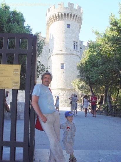 Крепость города Родос - 3