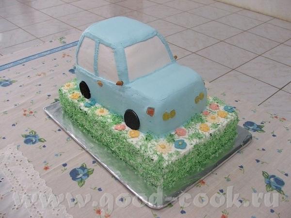 девочки не буду всех перечислять, тортики очень красивые