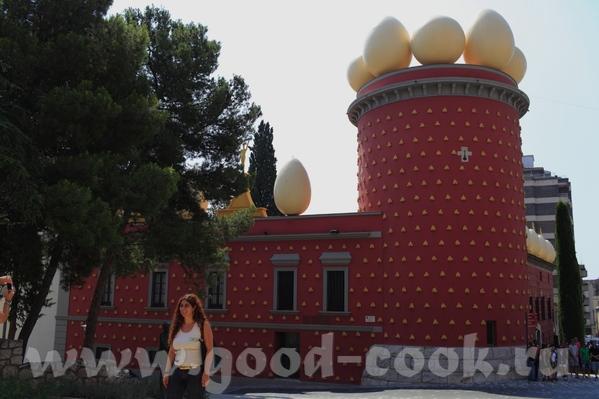 Продолжу рассказ о Барселоне