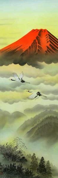 Kрасивие японские картины для идей Интересно Mandala- сакральные картины Дианы Фергюсон Картины на... - 4