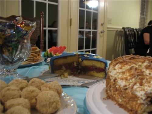 У всех тортики очень красивые - 2