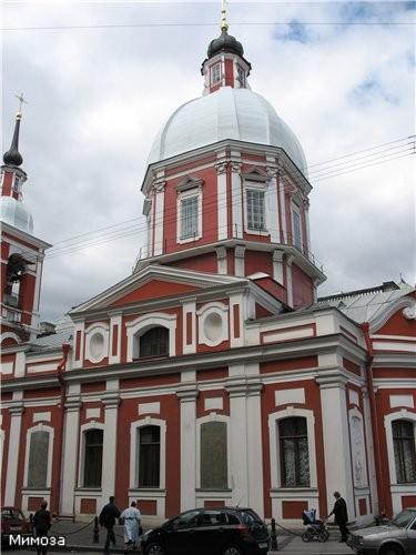 Если посмотреть от Спасо-Преображенского собора вдоль улицы Пестеля (бывшей Пантелеймоновской) в ст... - 2